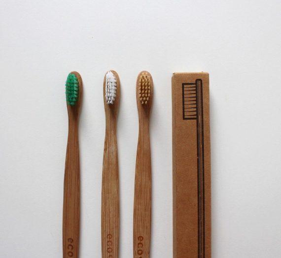 Opter pour une brosse à dents écologique