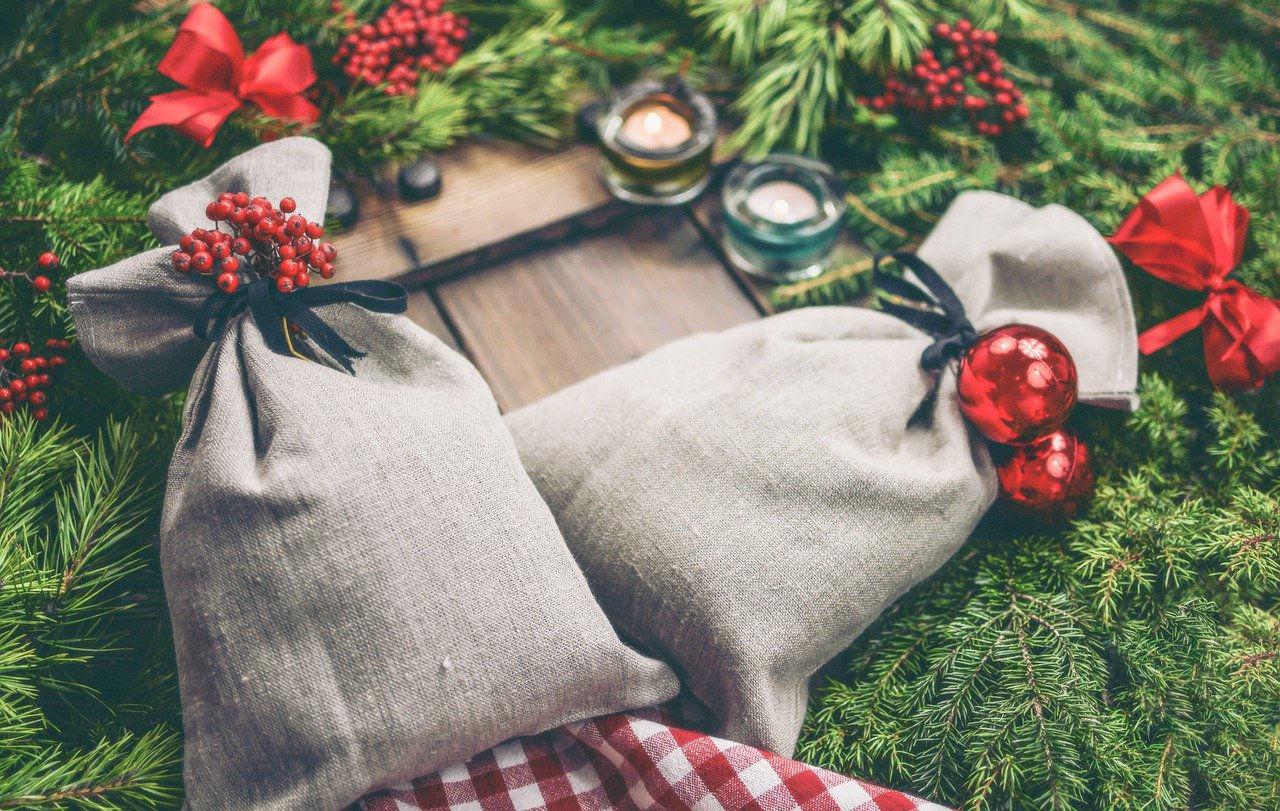 Emballage cadeaux zéro déchet pour Noël
