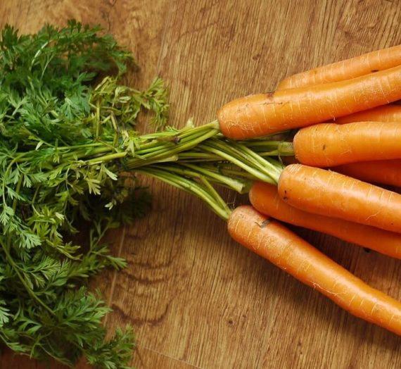2 recettes avec les fanes de carottes