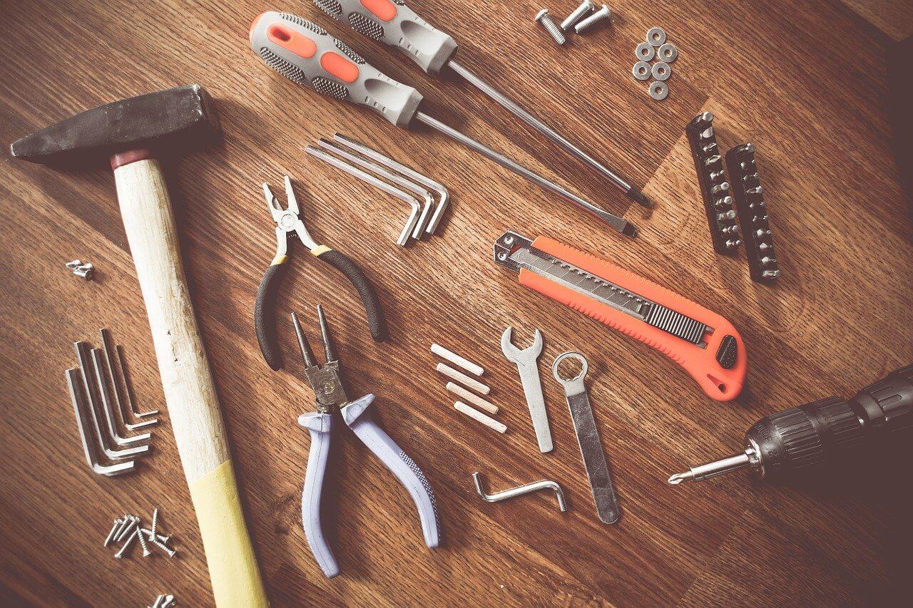 Emprunter des outils au lieu de les acheter