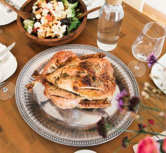 6 recettes avec les restes de poulet rôti