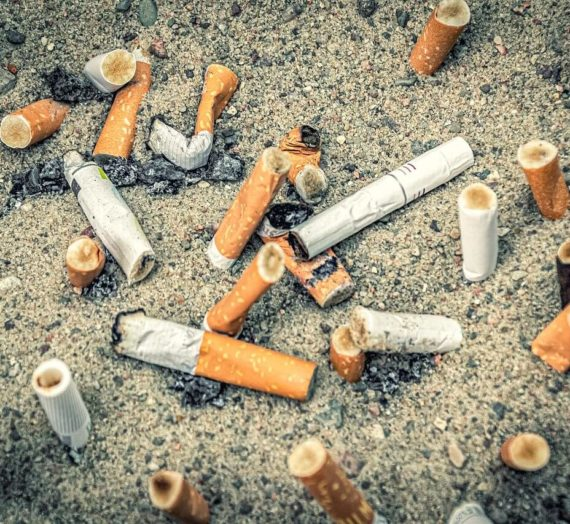 Recycler les mégots de cigarettes