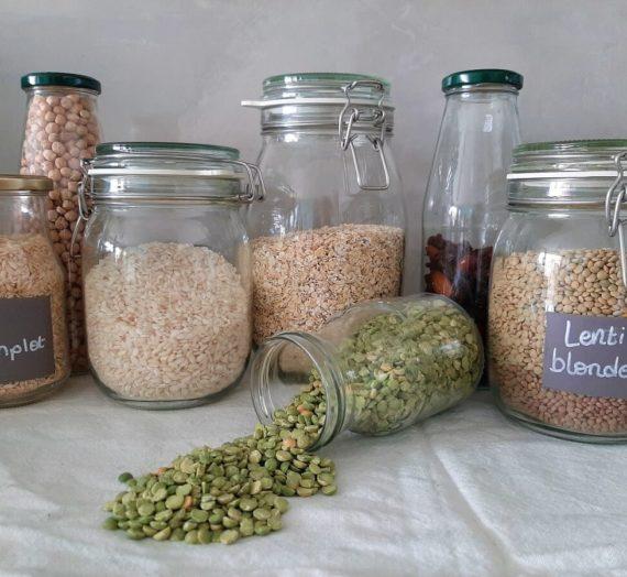 Conserver ses aliments dans des bocaux en verre